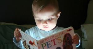 Crianças e Livros
